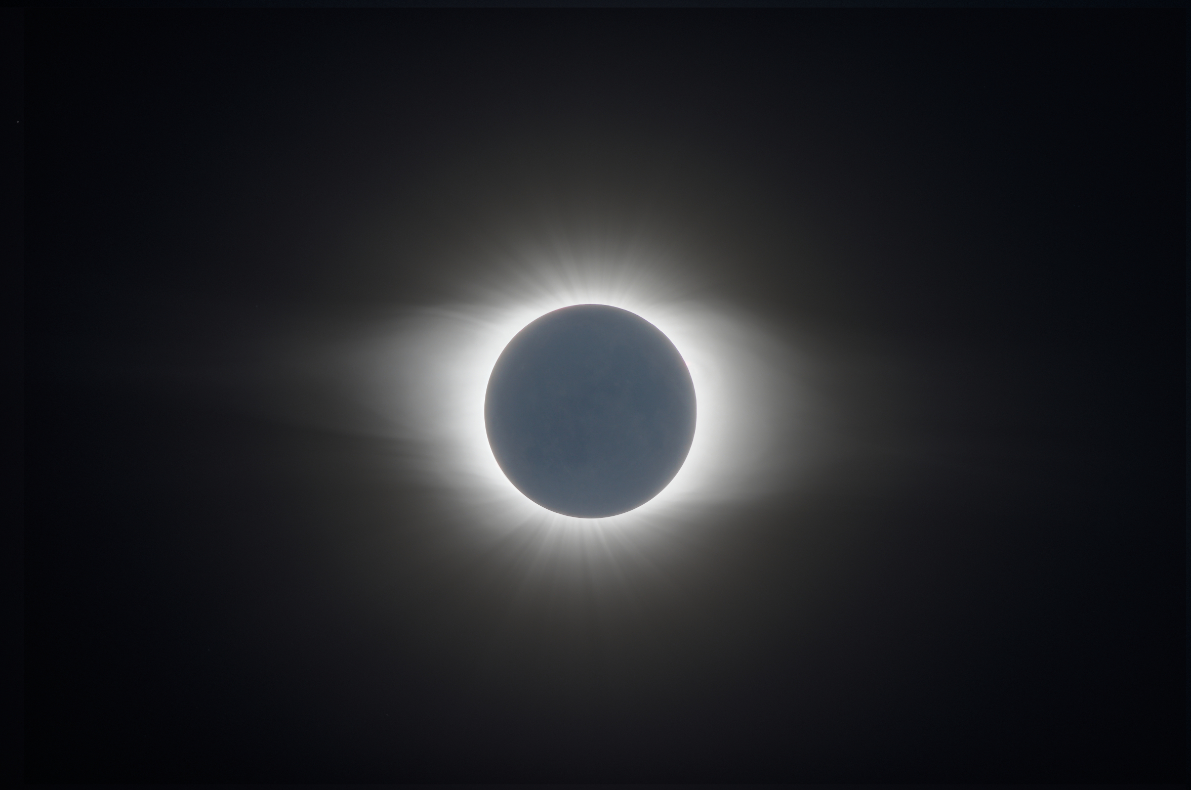 CESAR Total Solar Eclipse 2019 results